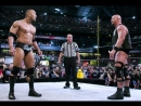 The Rock vs Stone Cold Steve Austin WrestleMania 19 Highlights