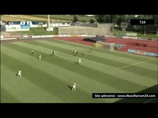 Beşiktaş-Shakhtar donetsk Hazırlık Maçı | HD