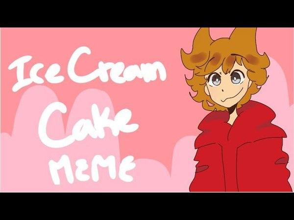 ○□Ice Cream Cake Meme□○ FlipaClip Tord Eddsworld