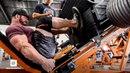 Arsenal Strength Machine Leg Workout Road to JR USA Hunter Labrada Ep 10