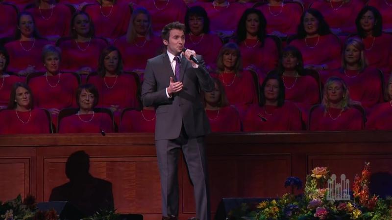 Nessun Dorma - Nathan Pacheco and the Mormon Tabernacle Choir