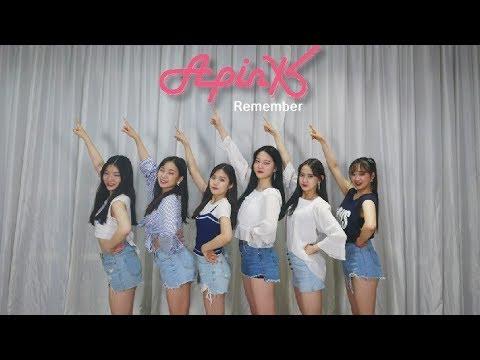 [창원TNS]Apink(에이핑크)-Remember(리멤버)안무(Dance Cover)