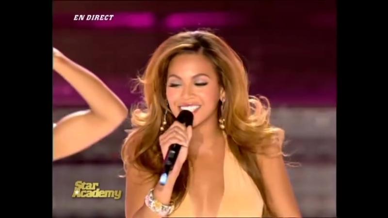 Beyoncé - Déjà Vu (Live at Star Academy September 2006)