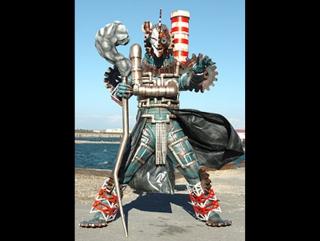 Engine Sentai Go-Onger Grand Prix 27