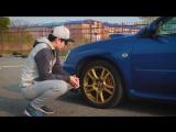 Встречайте новый JDM проект на канале! Subaru WRX STI