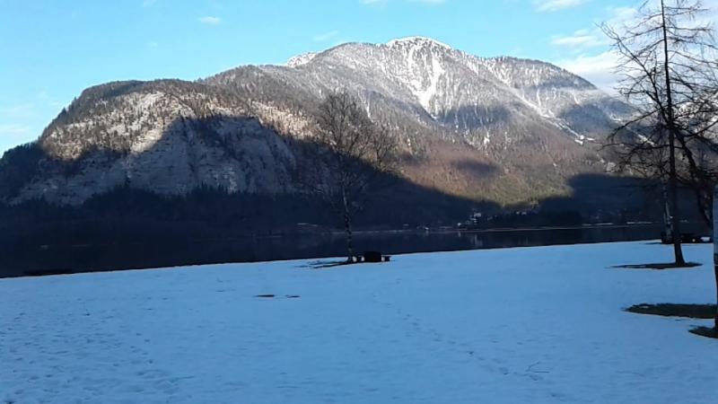 озеро Hallstätter see