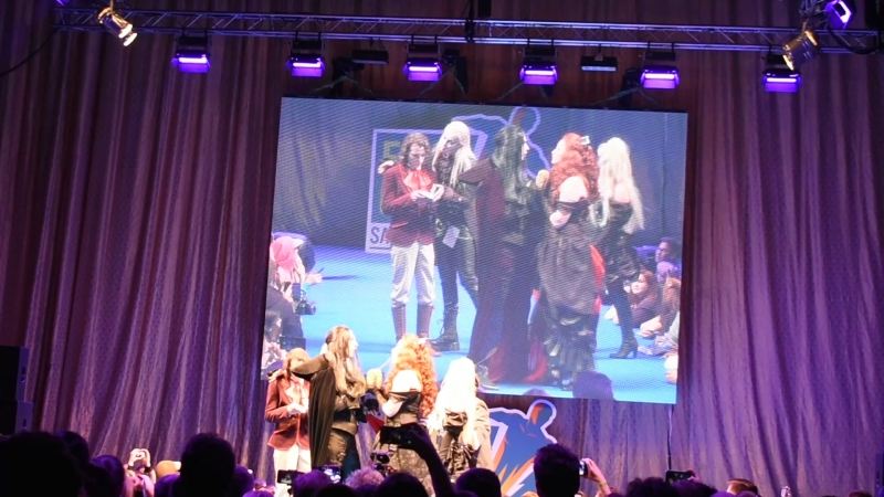 Бал Вампиров Epic Con 2018