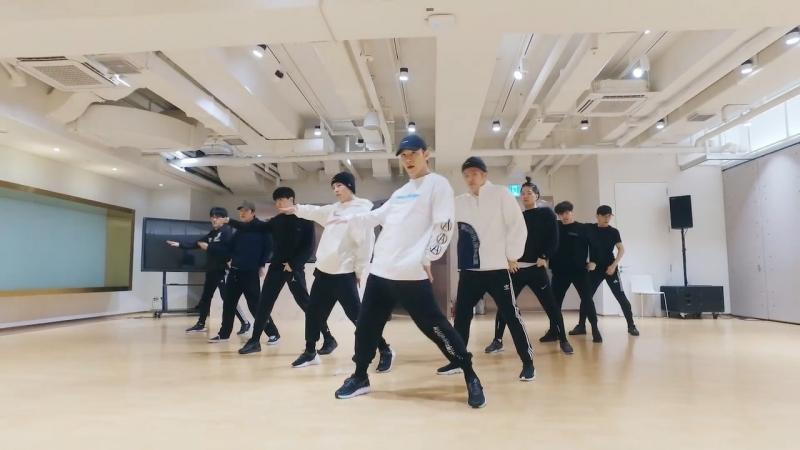 EXO-CBX - Blooming Day Dance Practice Ver.