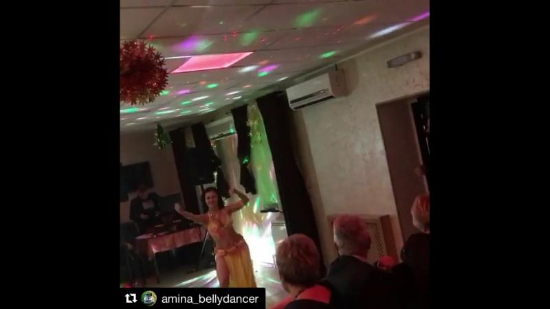 Восточные танцы в Липецке Кристина Киселева Амина