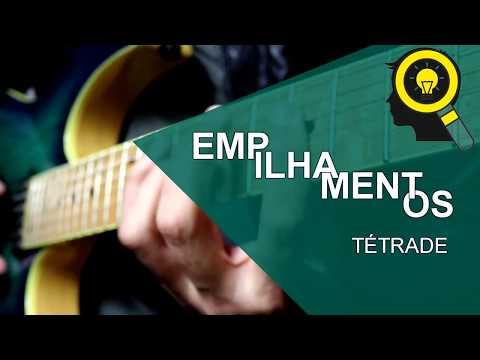 TOQUE MAIS GUITARRA: EMPILHAMENTO FUSION | CHORD MELODY