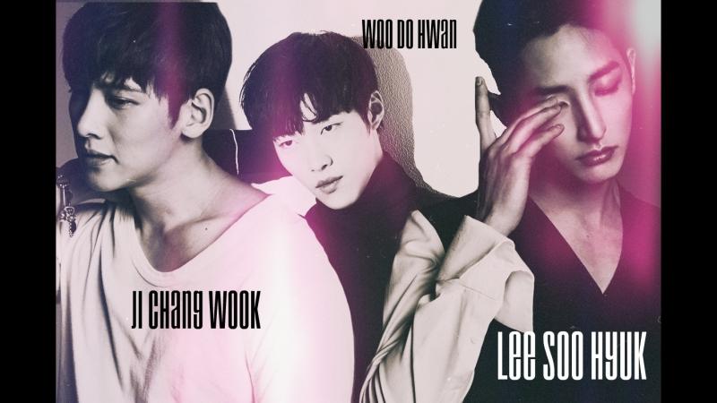 Lee Soo Hyuk, Ji Chang Wook Woo Do Hwan