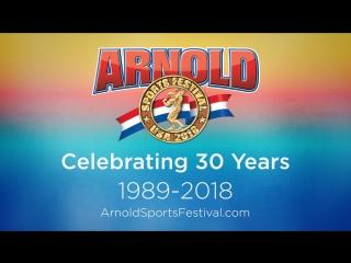 Arnold Classic 2018 Promo