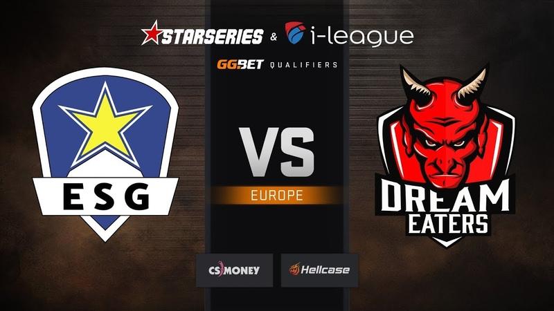 EURONICS vs DreamEaters, map 2 inferno, StarSeries i-League S6 EU Qualifier