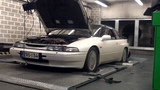 Subaru SVX Dyno run (stock)