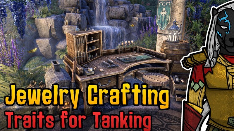 Jewelry Traits Review for Tanking