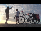 Lets bike it! From Russia to Portugal by bicycle. Trailer.