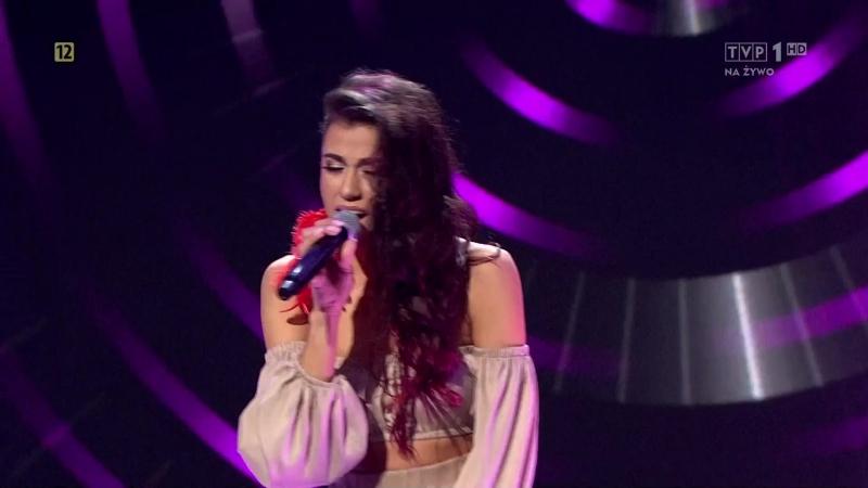 """Eurowizja - Maja Hyży – """"Skin"""""""
