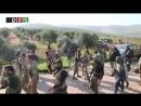 12 марта 2018 г Операция Оливковая ветвь Овладение деревней Джалама в провинции Африн
