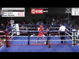 USA Boxing National Championships Quarterfinal Marc Castro vs Isaac Martinez (EM 123lbs/56kg) 06.12.2017