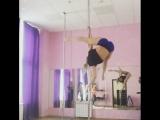 Pole tricks - Evgeniya Gonecha