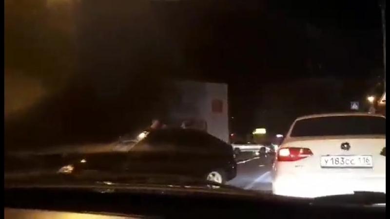 ДТП на проспекте Энтузиастов