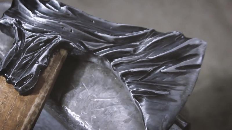 Делаю из топора топор - простой способ сделать топор интересным