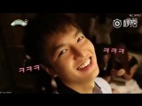 Lee Min Ho? Magic laughter in a sunny smile ??cr. 走走看看0622
