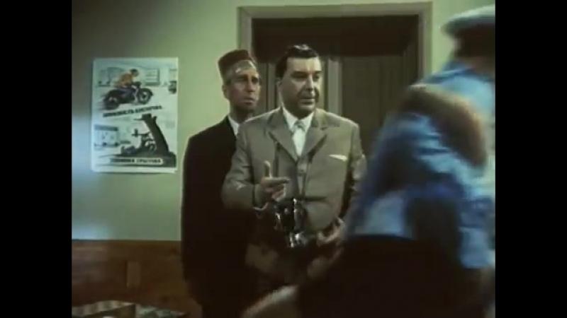 Иностранка Одесская киностудия 1965