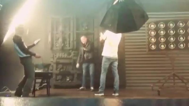 Fadi Talibal - Съёмки клипа 'Who is The Real Me_' (кто же настоящий я_).mp4