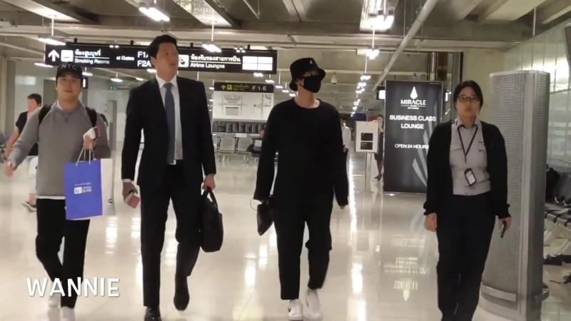 20180408 감현중 @BKK heading to ICN