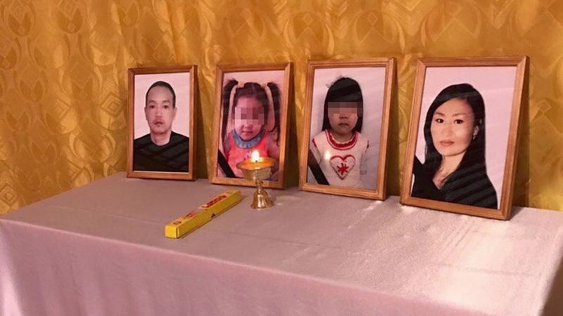 Убийства супружеской пары и двух малолетних детей в Туве