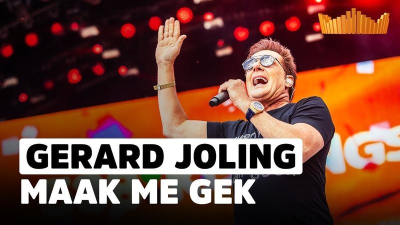 Gerard Joling - Maak Me Gek | Live op 538Koningsdag 2018