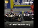 ️ Formula E is the most exciting motorsport around Corners Croissants and crashes from the Paris ePrix w FIAFormulaE