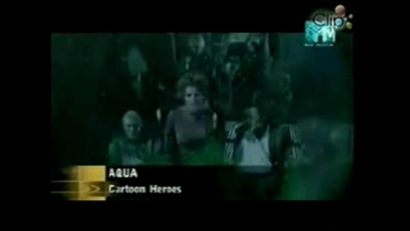 Aqua cartoon heroes mtv asia