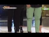 Ким Тэ на каблуках
