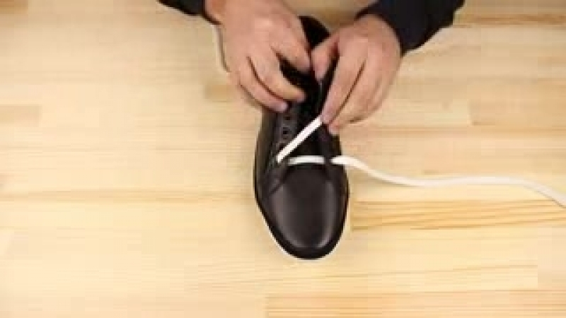 How to quick tie shoe laces. Six cool creative ideas to lace up the laces on the_low.mp4