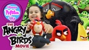 Angry Birds Anger Management Talking Red Explosive Talking Bomb   HappyMilaTV 124