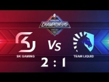 SK Gaming vs Team Liquid