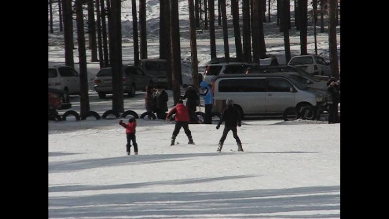 Аршан горнолыжный 2011 Улан-Удэ