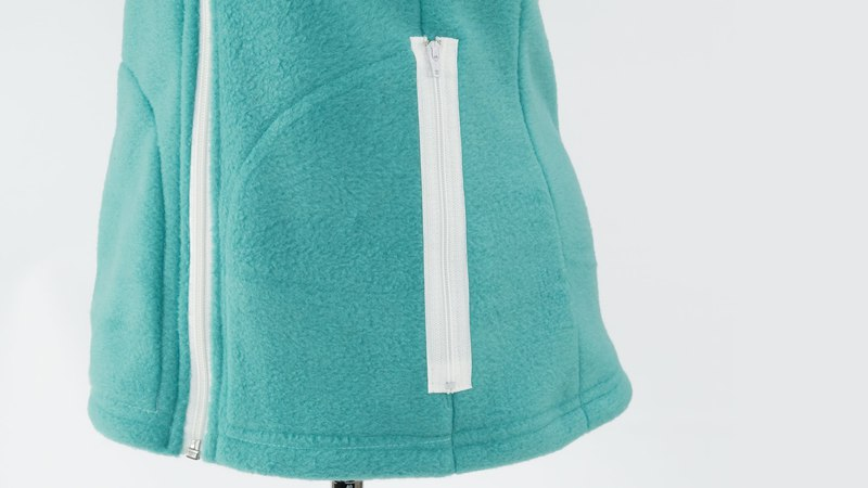 Sew a Pocket With an Exposed Zipper
