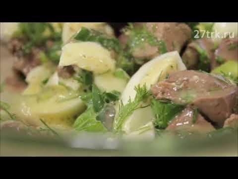 Простая кухня: дроб из куриной печени