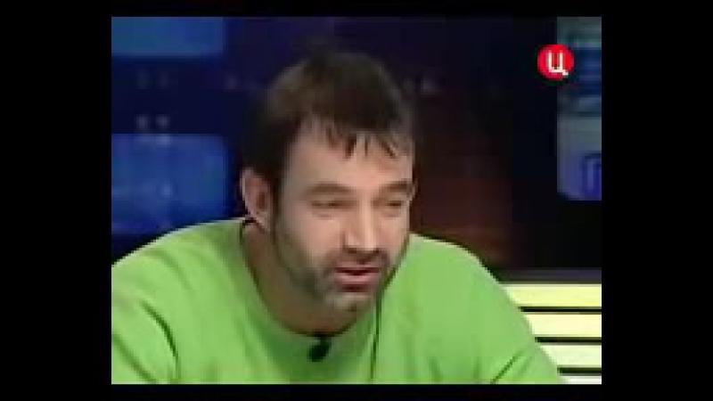 Дмитрий Певцов о профессоре Осипове и арх. Тихоне