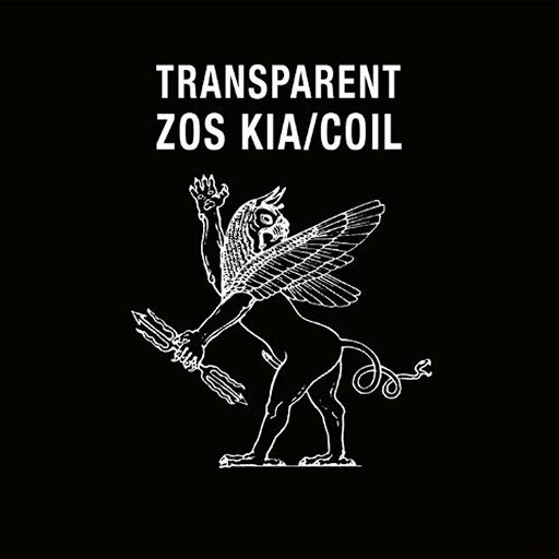 Coil альбом Transparent