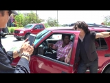 Cars 4 Heroes 2016 Surprise a Veteran with Gene Simmons Paul Stanley of KISS