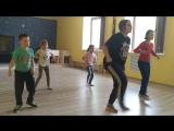 Летний образовательный интенсив: современные танцы