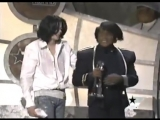 Michael Jackson &amp James Brown (BET Awards 2003)