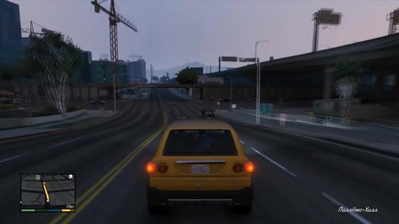 TheBrainDit Grand Theft Auto V Ep 3 Затруднения