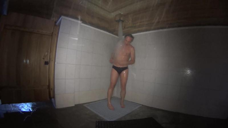 12 12 17 под холодной водой 17 минут , Черниговский скит , Гуцев Владимир