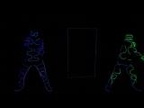 Новое световое шоу Neon Show 2.0 | SUBSTATION Azov