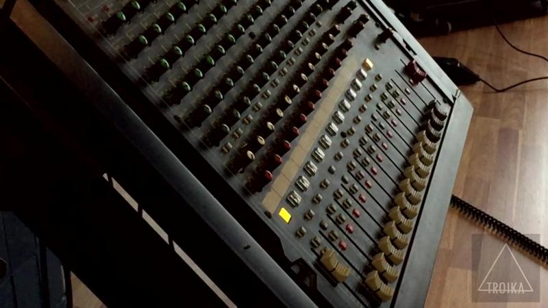 TROIKA at Flanger Studio
